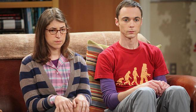 """In """"The Big Bang Theory"""" spielt Mayim Bialik die Freundin von Sheldon Cooper"""