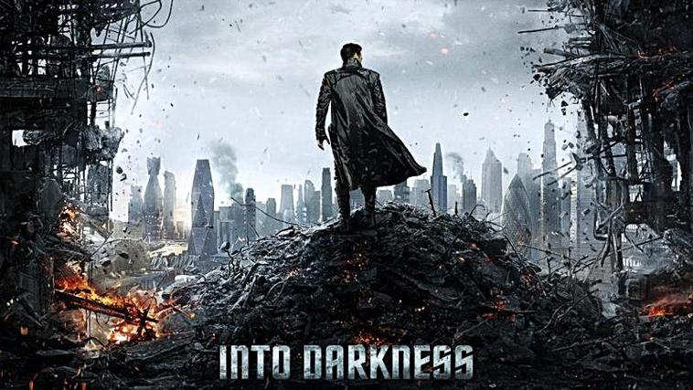 "Neuer US-Trailer zu ""Star Trek Into Darkness"""