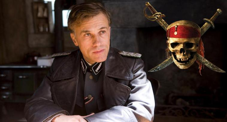 """Pirates of the Caribbean 5"": Spielt Christoph Waltz den Bösewicht?"