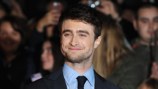 """Daniel Radcliffe spielt in """"A Young Doctor's Notebook"""""""