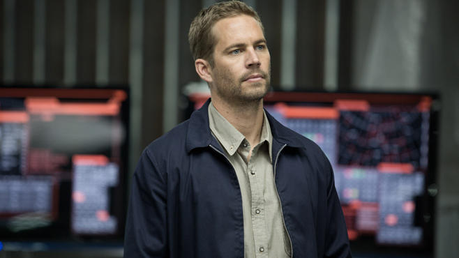 "Paul Walker in ""Fast & Furious 6"""