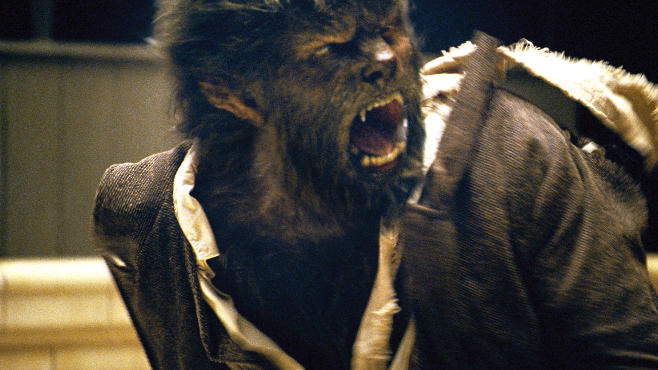 """""""The Wolfman"""" geht in Serie"""
