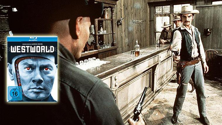 "Science Fiction-Klassiker ""Westworld"" auf Blu-ray"
