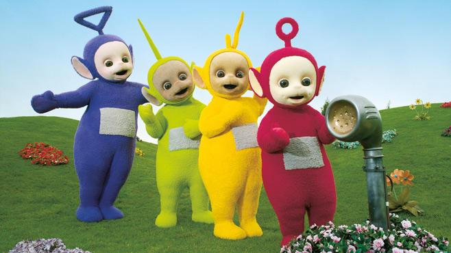 Teletubbies-Kostüm: Die besten Verkleidungen für Erwachsene und Kinder