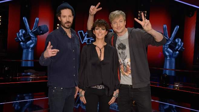 """The Voice of Germany"": Jetzt geht auch Nena!"