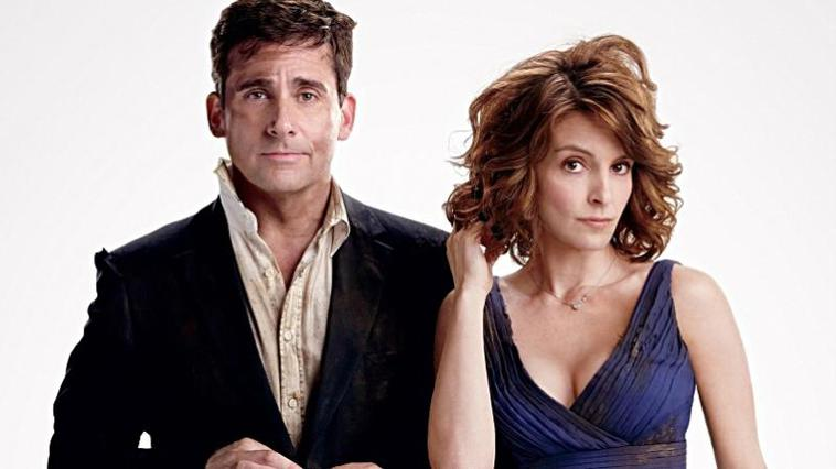 "Tina Fey in ""This Is Where I Leave You"" mit Jason Bateman"