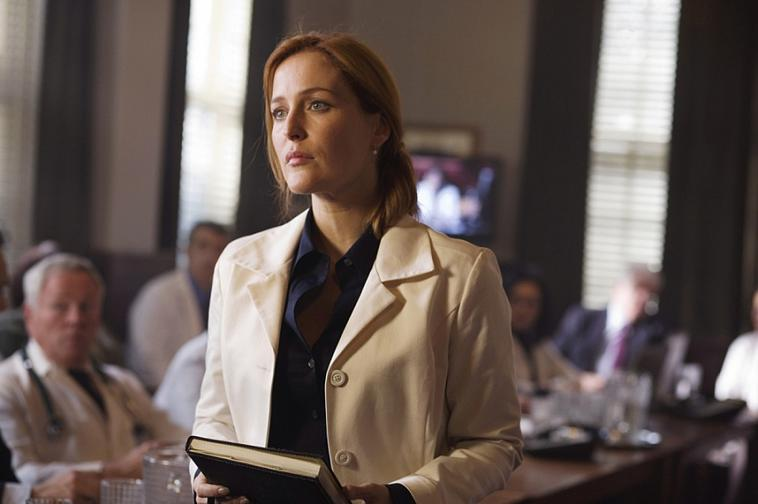 "US-Serie ""Hannibal"" findet ""Akte X""-Star Gillian Anderson"