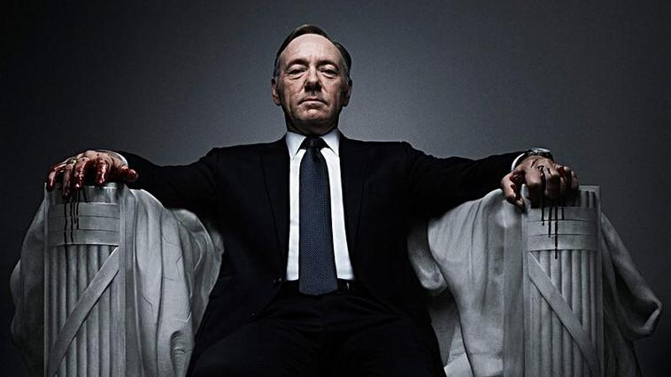 """US-Serie """"House of Cards"""" mit Kevin Spacey geht in die zweite Runde"""