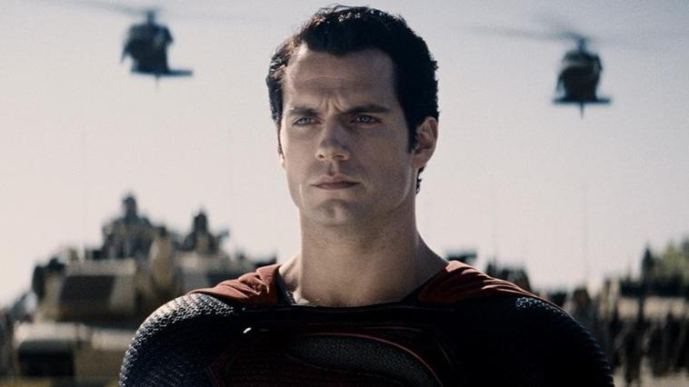 "Volle Superman-Power im ersten TV-Spot zu ""Man of Steel"""