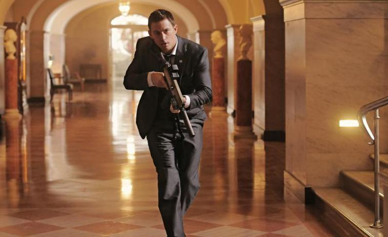 """White House Down"": Mächtig viel Action im Extended Trailer"