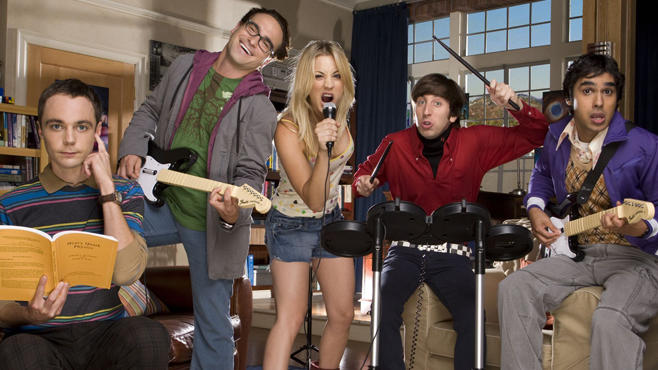 Big Bang Theory, Simon Helberg