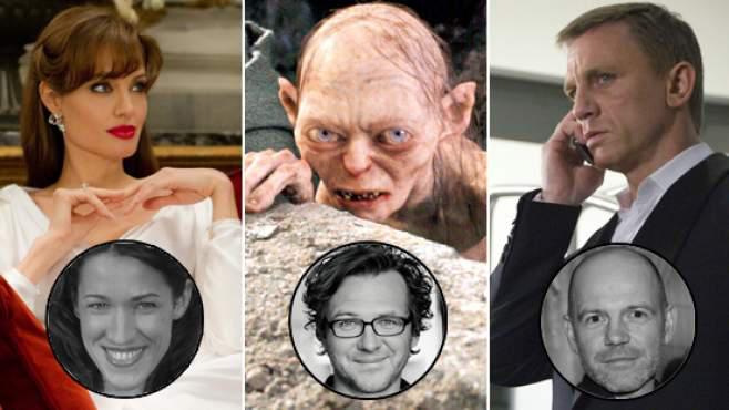 Hollywoodstars und ihre Synchronsprecher