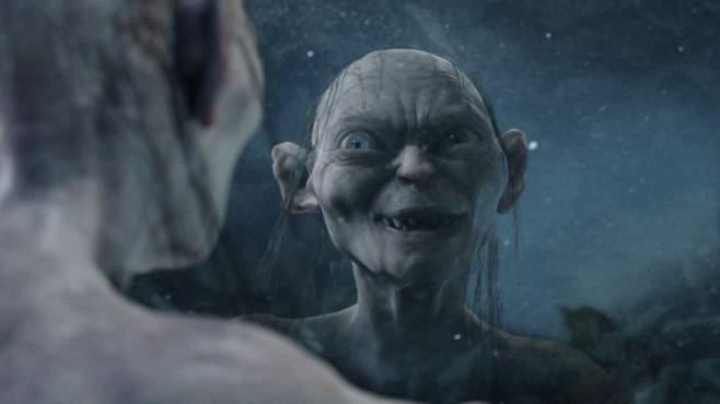 Gollum Andy Serkis