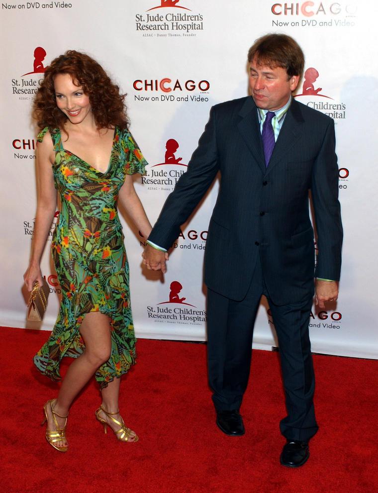 John Ritter mit seiner Frau Amy Yasbeck