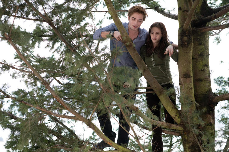 Twilight Kristen Stewart Robert Pattinson