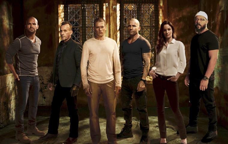 Prison Break Staffel 2 Schauspieler