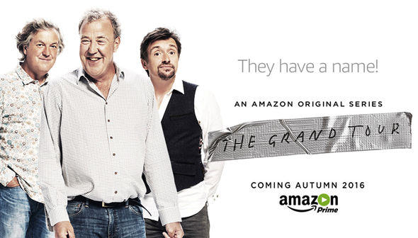 The Grand Tour - Amazon Prime Serie