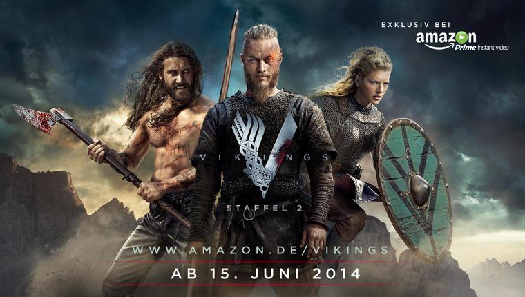 Vikings - Amazon Prime Serien