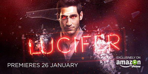 Lucifer -  Amazon Prime Serie