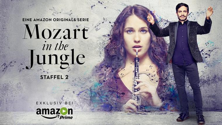 Mozart in the Jungle - Amazon Prime Serie