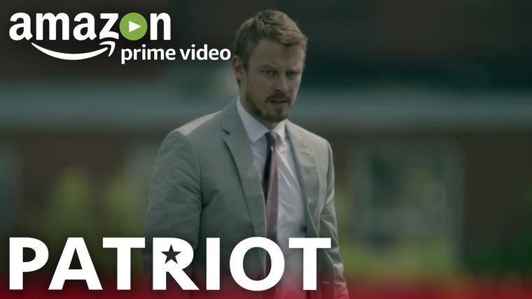 Patriot - Amazon Prime Serie