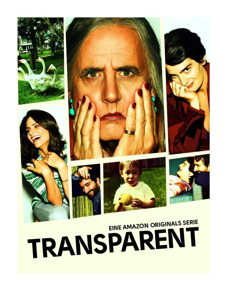 Transparent - Amazon Prime Serie