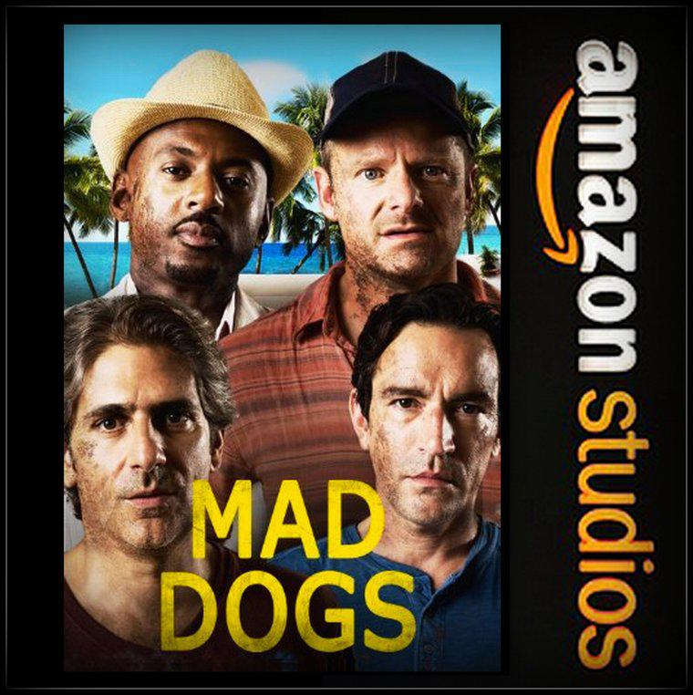 Mad Dogs - Amazon Prime Serie