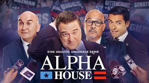 Alpha House - Amazon Prime Serie