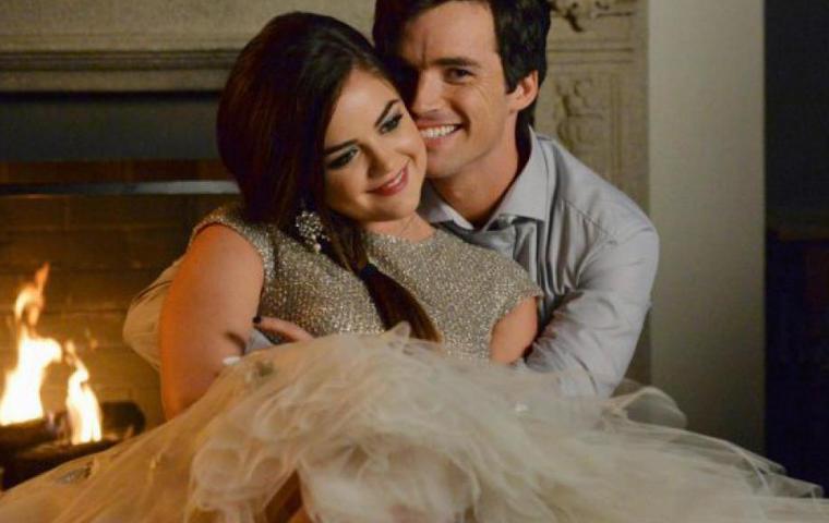 Aria und Ezra