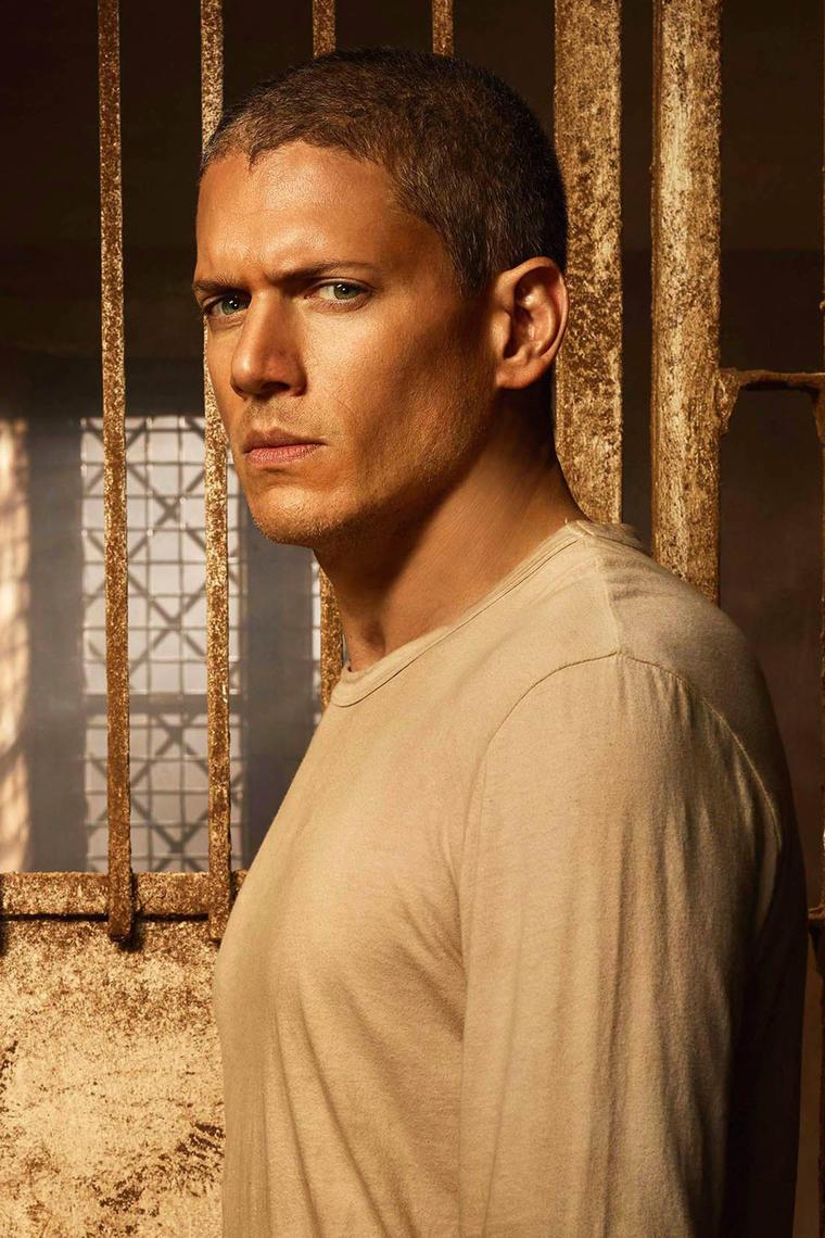 """""""Prison Break"""": Wentworth Miller als Michael Scofield"""