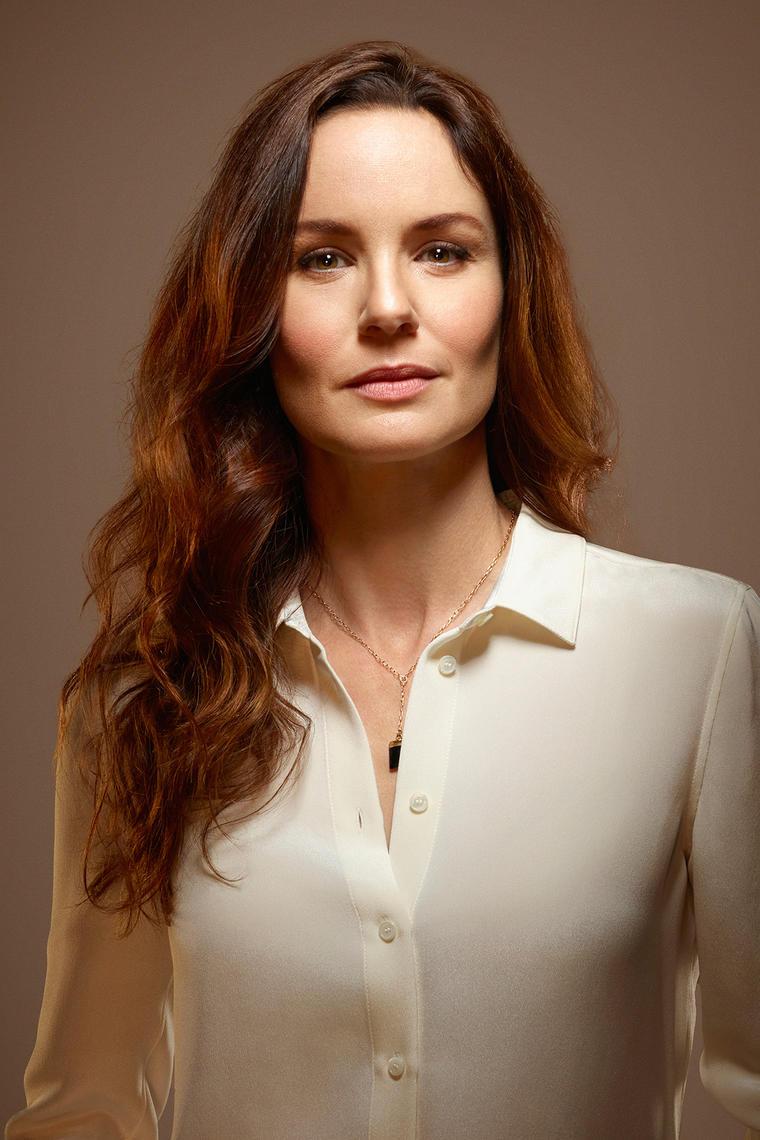 """Prison Break"": Sarah Wayne Callies als Dr. Sara Tancredi"