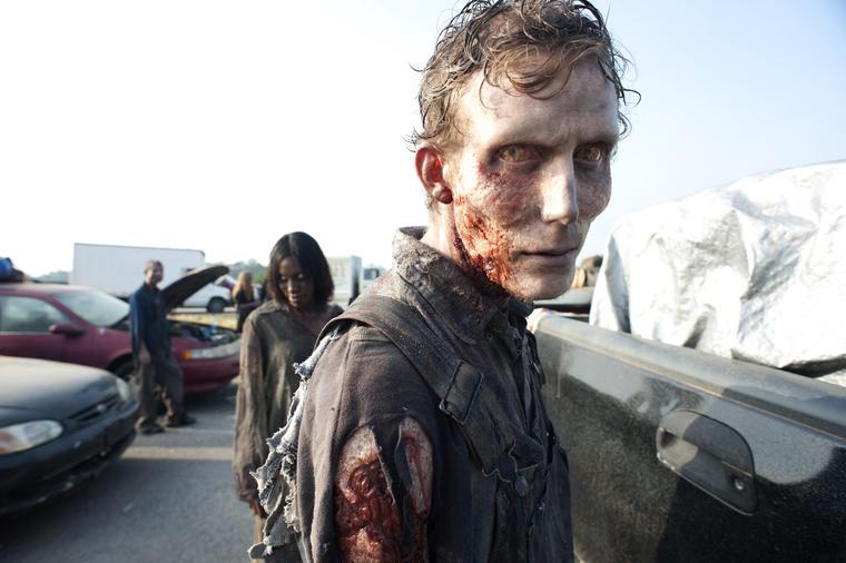 """Die """"The Walking Dead""""-Zombies, Staffel 2"""