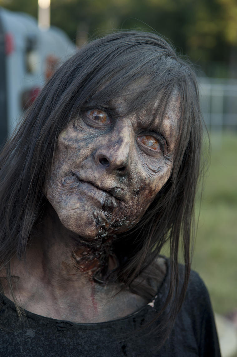 "Die ""The Walking Dead""-Zombies, Staffel 3"