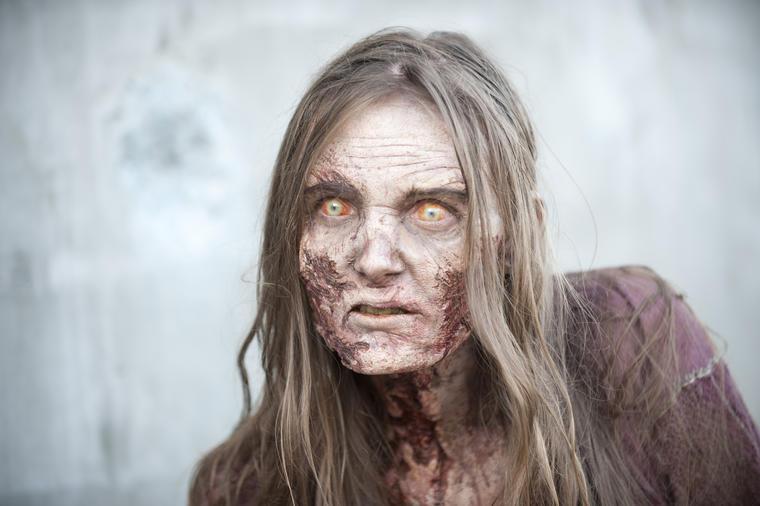 """Die """"The Walking Dead""""-Zombies, Staffel 4"""