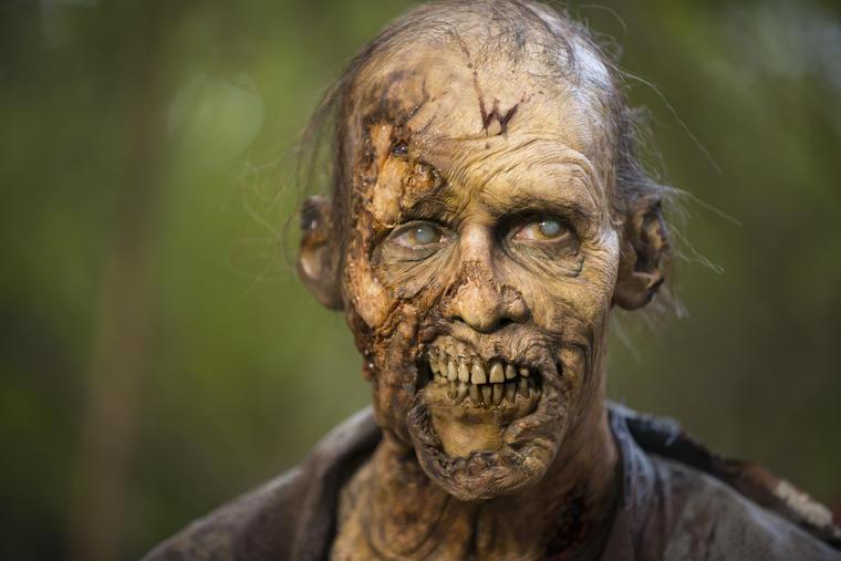 """Die """"The Walking Dead""""-Zombies, Staffel 5"""