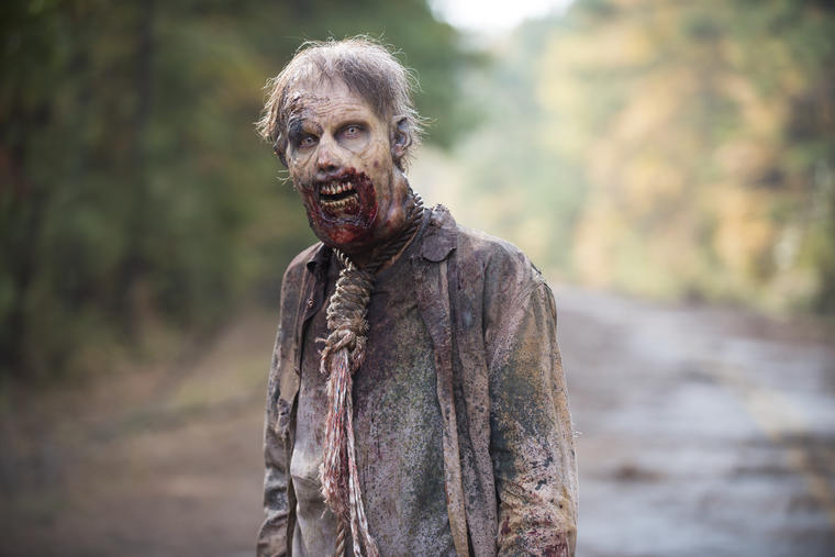 "Die ""The Walking Dead""-Zombies, Staffel 5"