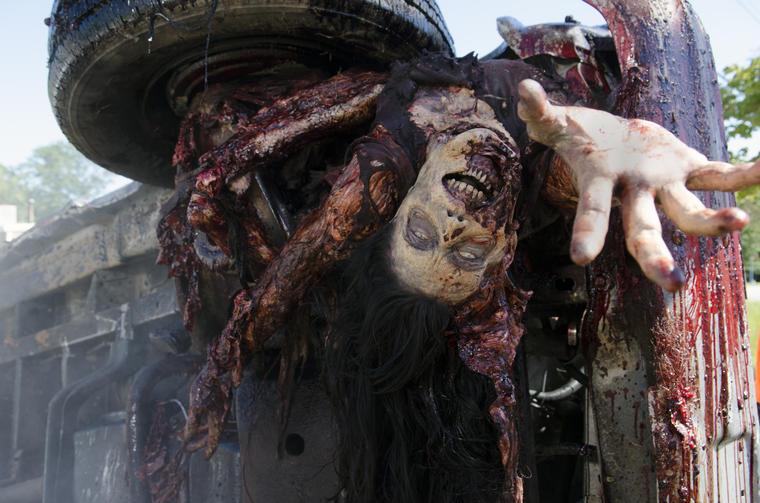 """Die """"The Walking Dead""""-Zombies, Staffel 6"""