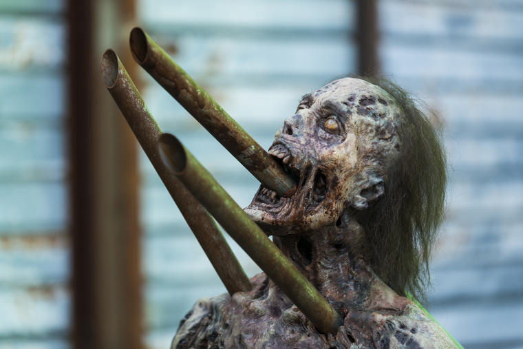 "Die ""The Walking Dead""-Zombies, Staffel 7"