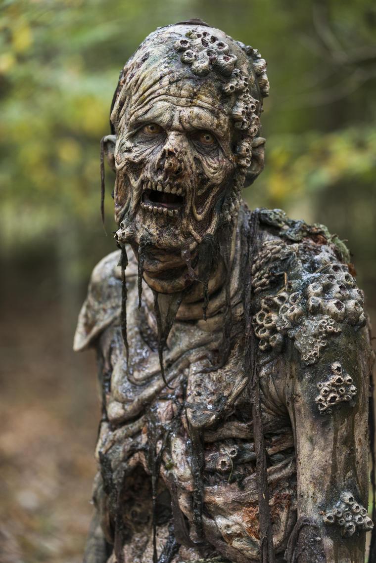 """Die """"The Walking Dead""""-Zombies, Staffel 7"""