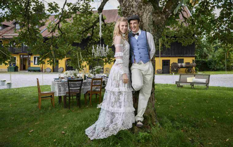 Sturm der Liebe Alicia Viktor Hochzeit