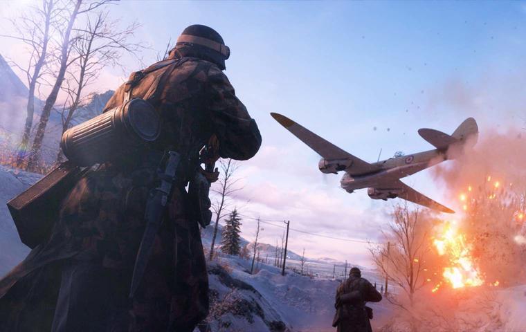 Battlefield 5 Gameplay EA DICE