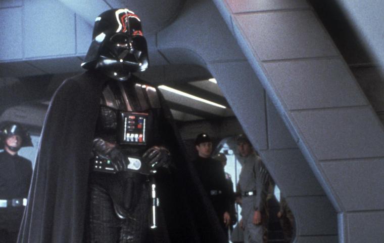 """""""Star Wars: Episode V – Das Imperium schlägt zurück""""  1980"""