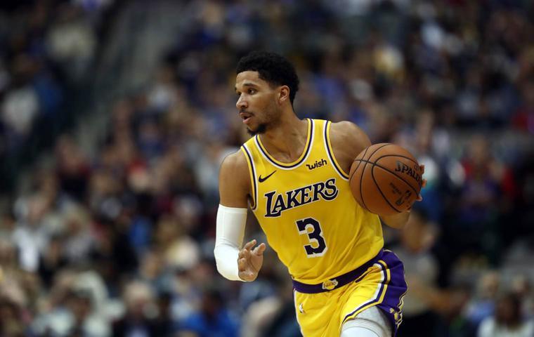 Josh Hart (Basketballer bei den Los Angeles Lakers)