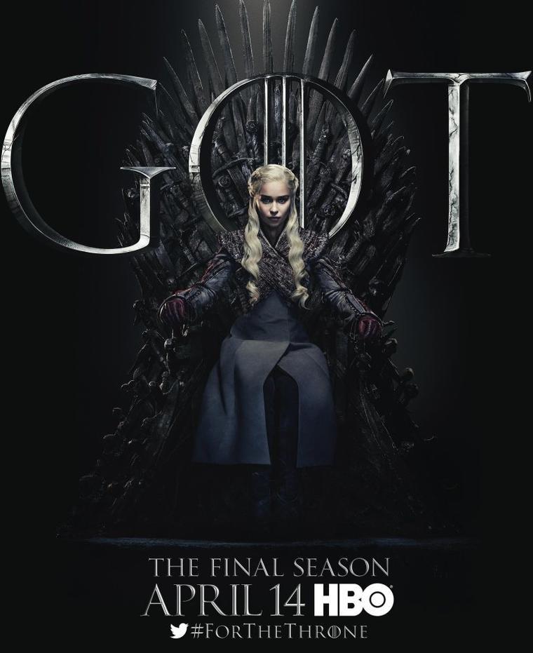 """Game of Thrones""-Staffel 8: Daenerys"
