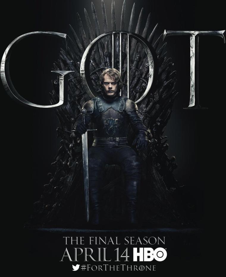 """Game of Thrones""-Staffel 8: Theon Graufreud"