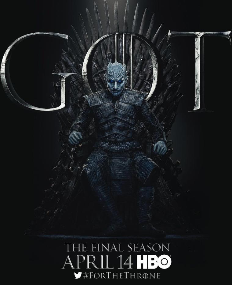 """Game of Thrones""-Staffel 8: Nachtkönig"