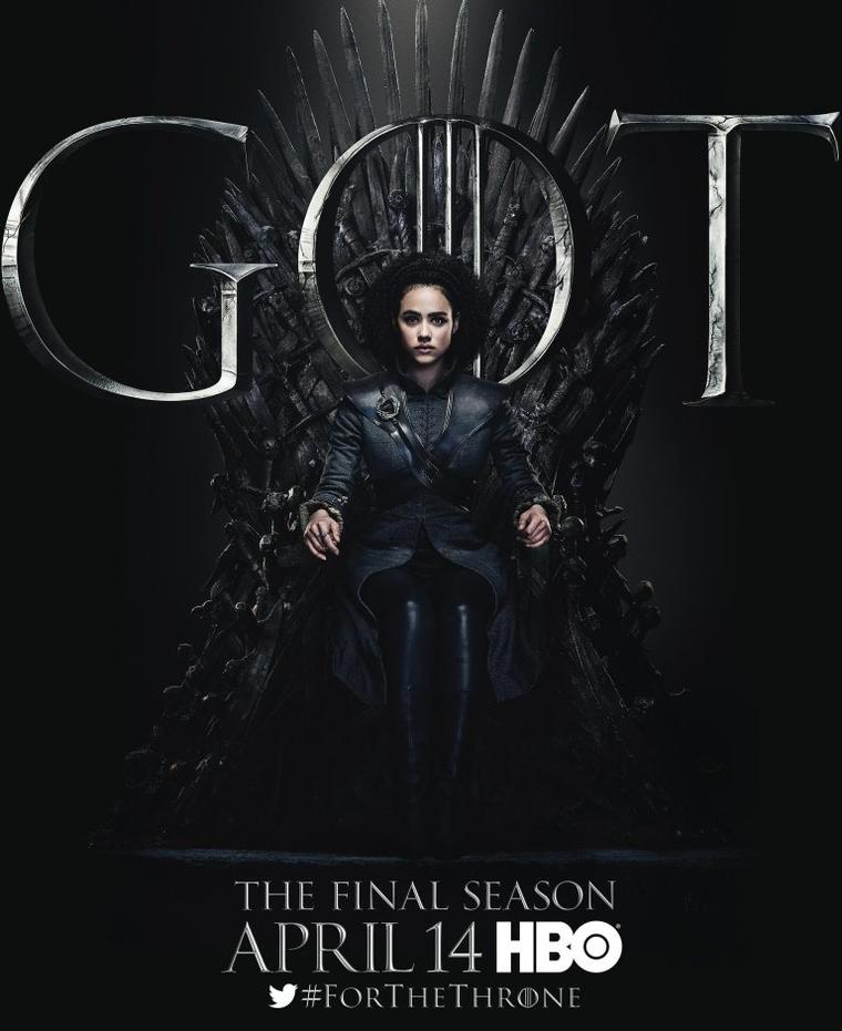 """Game of Thrones""-Staffel 8: Missandei"