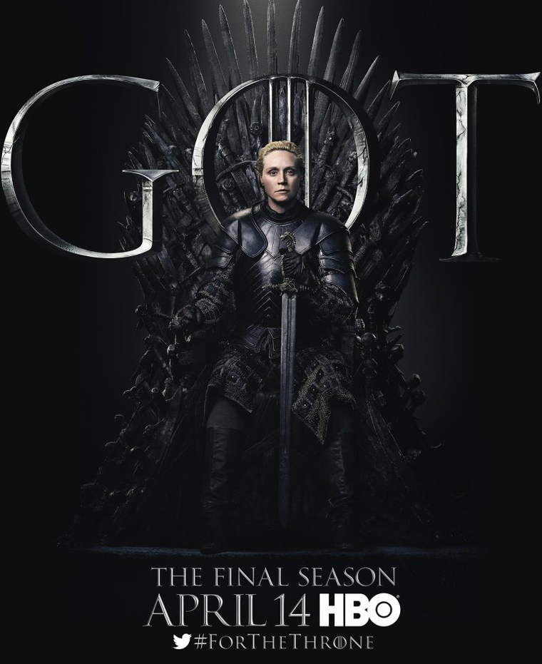 """Game of Thrones""-Staffel 8: Brienne von Tarth"