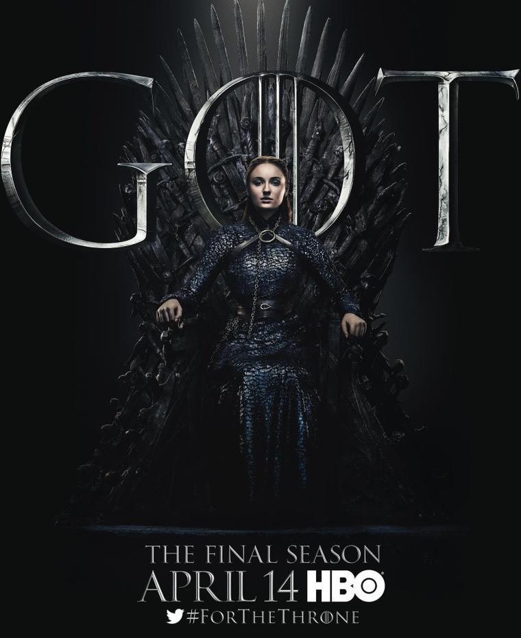 """Game of Thrones""-Staffel 8: Sansa Stark"