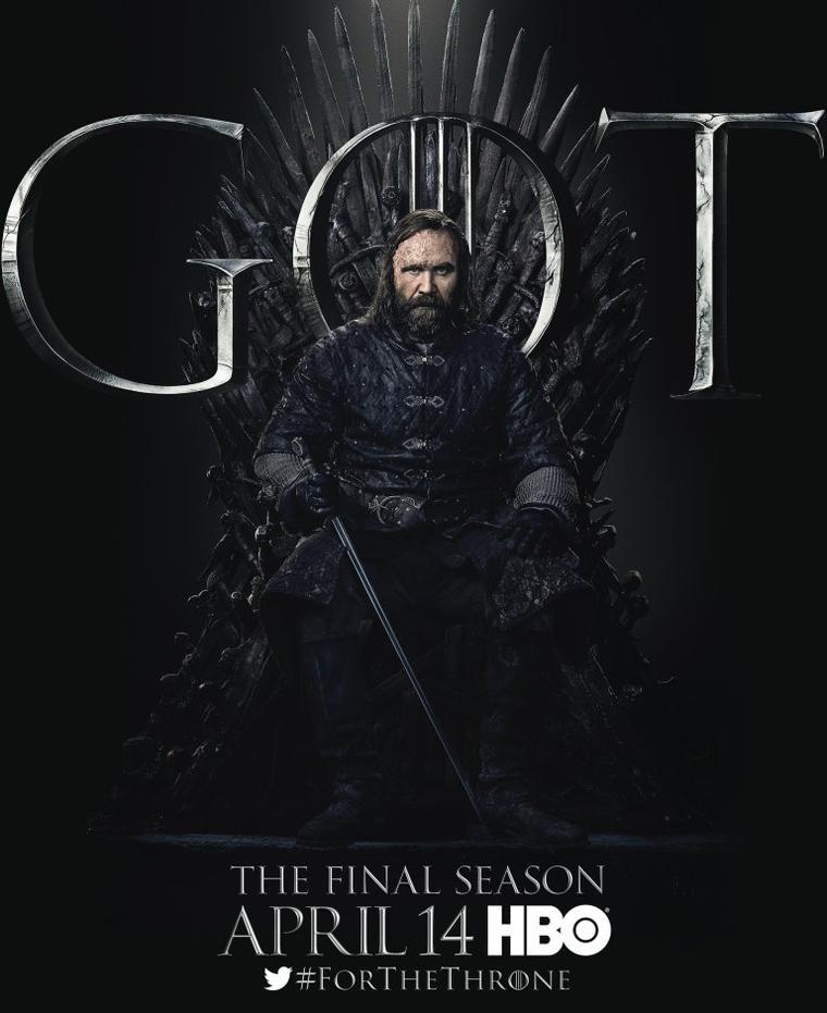 """""""Game of Thrones""""-Staffel 8: Der Hund"""